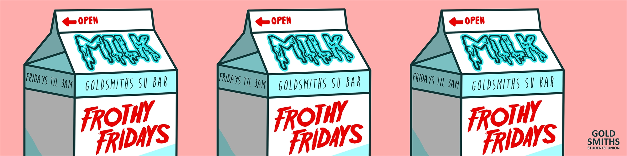 Frothy Fridays