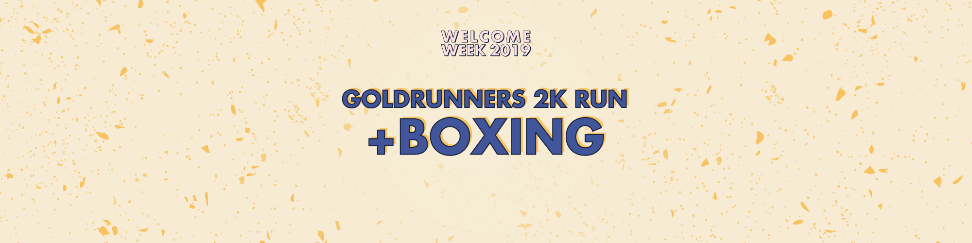 GoldRunners 2k Run + Boxing