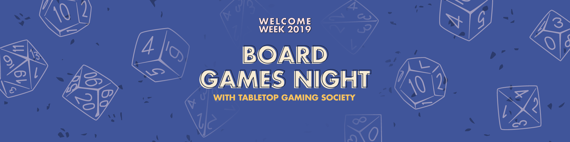 Board Games Night with Tabletop Gaming Society
