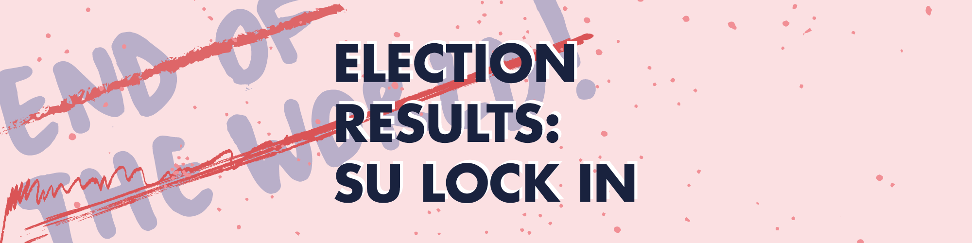 Elections results night lock-in!