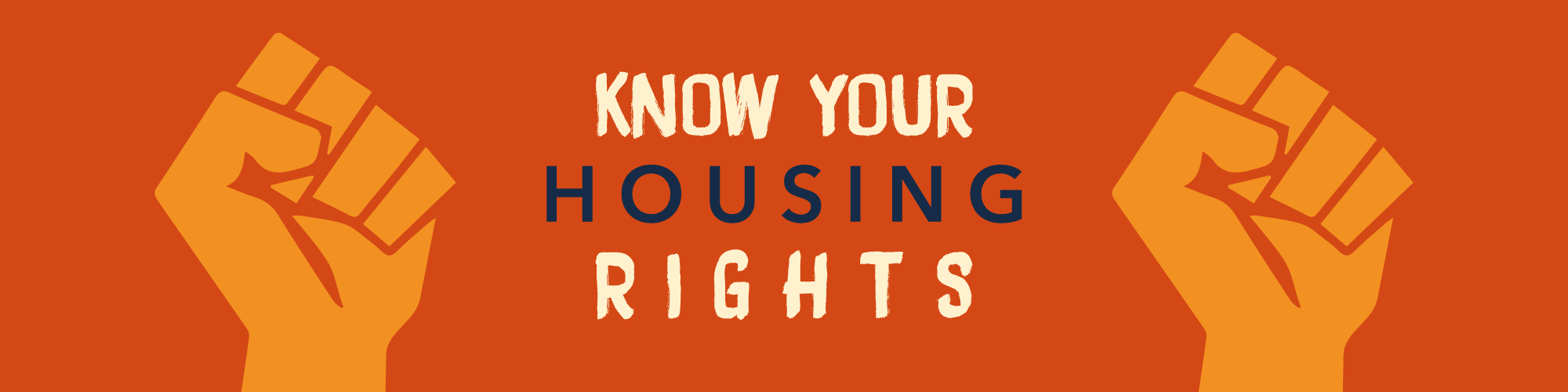 Know Your Housing Rights