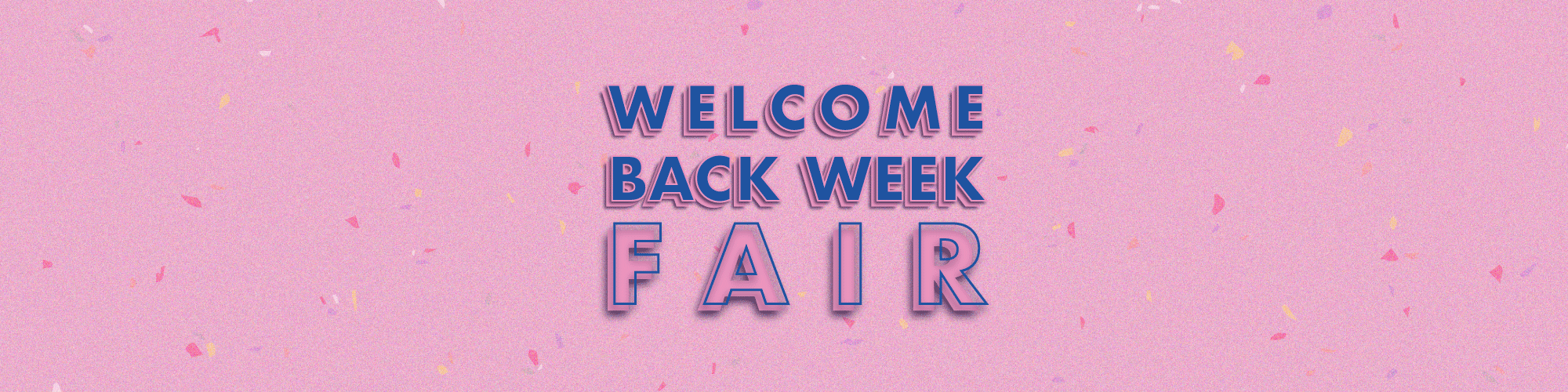 Welcome Back Fair