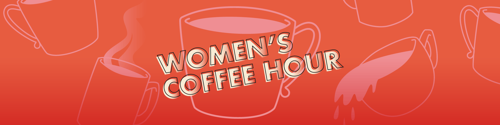 Women's Coffee Hour