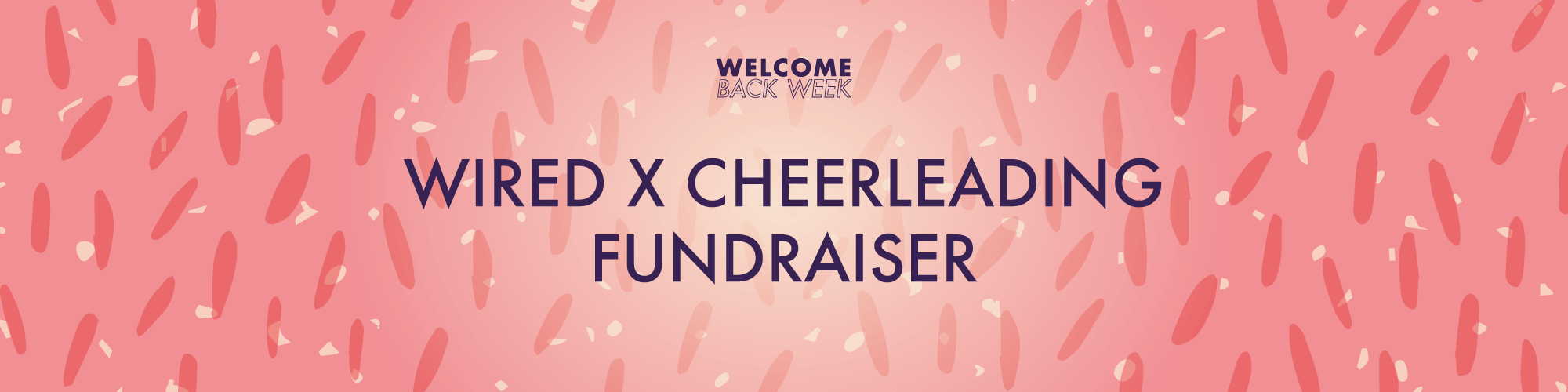 Wired x Cheerleading Fundraiser
