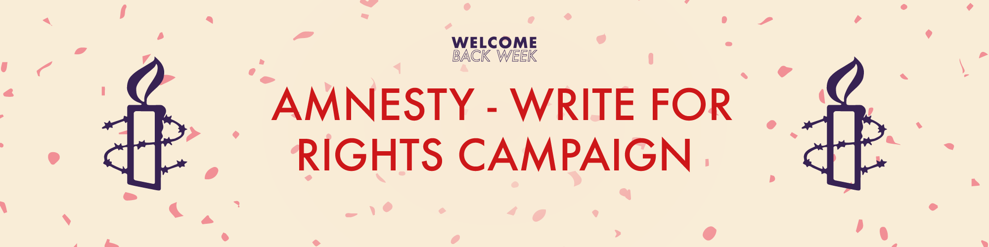 Amnesty - Write for Rights campaign