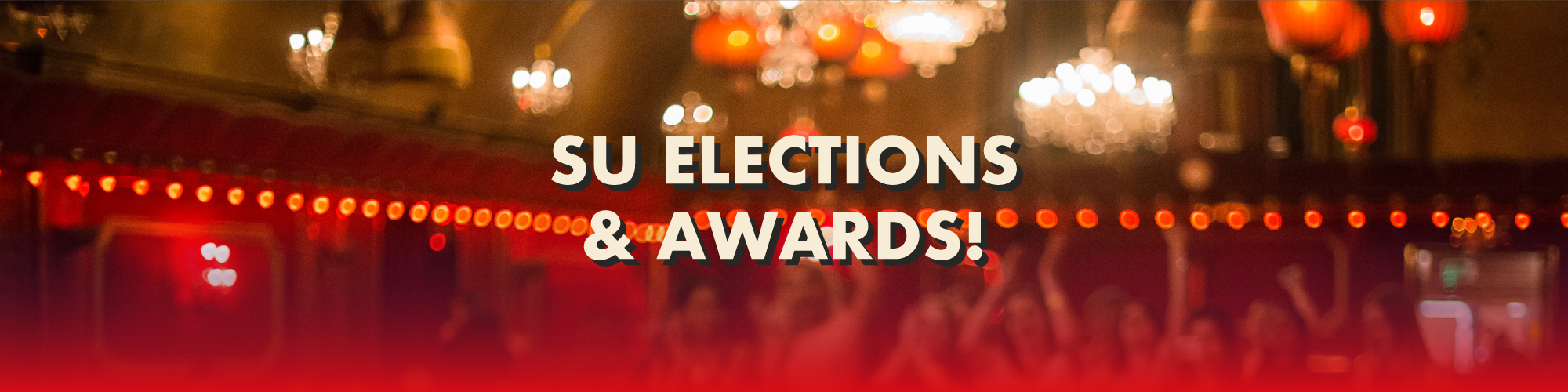 SU Awards Night & Elections Results 2021