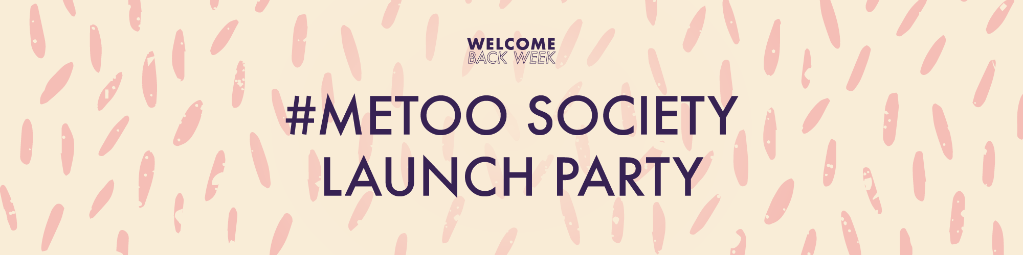#MeToo Society Launch Party