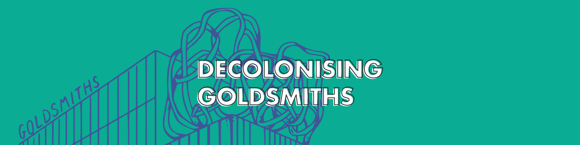 We have launched a campaign to challenge racial inequality at Goldsmiths, this includes tackling the attainment gap, microaggressions and decolonising the college.